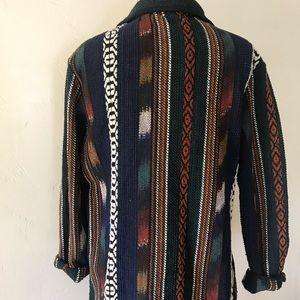Earth Tones Knit Jacket